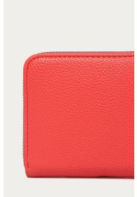 Pomarańczowy portfel Guess