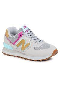 Beżowe buty sportowe New Balance New Balance 574