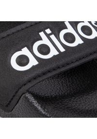 Czarne sandały Adidas na lato