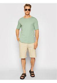 Imperial T-Shirt TB92BATL Zielony Regular Fit. Kolor: zielony