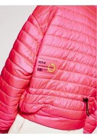 Ice Play Kurtka bomber 21E U2M0 J011 6409 4323 Różowy Regular Fit. Kolor: różowy #3