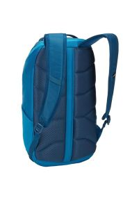 Niebieski plecak na laptopa THULE elegancki