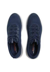 skechers - Skechers Sneakersy 8790089 Granatowy. Kolor: niebieski