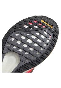 Adidas - Buty damskie do biegania adidas Solar Glide 3 FV7258. Zapięcie: sznurówki. Materiał: guma. Szerokość cholewki: normalna. Wzór: ażurowy. Sport: fitness, bieganie