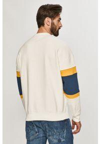 Pepe Jeans - Bluza bawełniana Lorne. Okazja: na co dzień. Kolor: biały. Materiał: bawełna. Styl: casual