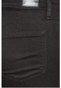 Czarne jeansy TALLY WEIJL