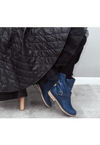 Botki Zapato klasyczne, wąskie