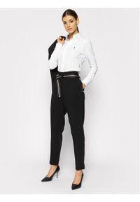 Czarne spodnie Sportmax Code