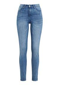 Niebieskie jeansy Cellbes