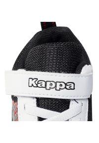Półbuty Kappa z cholewką, na spacer, na rzepy