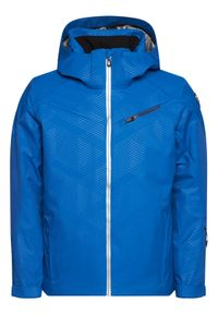 Niebieska kurtka sportowa Rossignol narciarska
