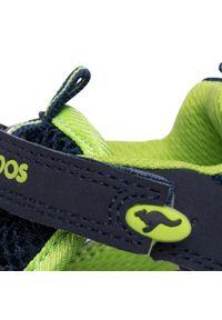 Niebieskie sandały KangaRoos na lato, rockowe