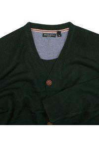 Zielony sweter Brave Soul na co dzień, elegancki