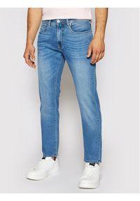 Pierre Cardin Jeansy 30915/000/7713 Niebieski Modern Fit. Kolor: niebieski