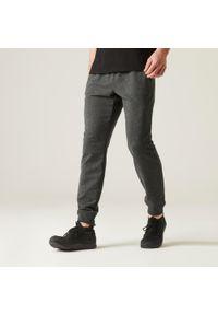 NYAMBA - Spodnie dresowe fitness. Materiał: bawełna, poliester, materiał, elastan. Sport: fitness