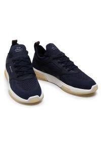GANT - Gant Sneakersy Hightown 22637643 Granatowy. Kolor: niebieski