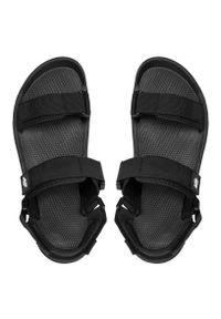 4f - Sandały trekkingowe męskie 4F H4L21-SAM001. Okazja: na plażę. Zapięcie: pasek. Materiał: syntetyk. Sezon: lato