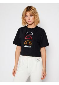 Czarny t-shirt Ellesse #5