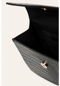 Czarna listonoszka Glamorous na ramię, mała