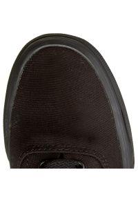 Czarne buty sportowe z cholewką, Vans Era