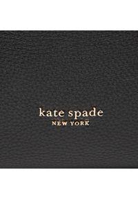 Kate Spade - Torebka KATE SPADE - Large Shoulder Bag PXR00110 Black 001. Kolor: czarny. Materiał: skórzane. Styl: klasyczny. Rodzaj torebki: na ramię