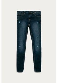 Niebieskie jeansy Name it