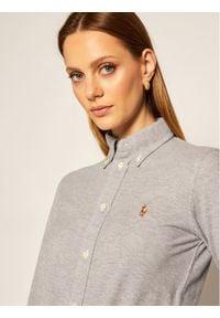 Szara koszula Polo Ralph Lauren polo