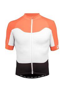POC Koszulka rowerowa AVIP Ceramic ss Jersey ora.. Materiał: jersey