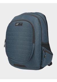 Niebieski plecak 4f #1