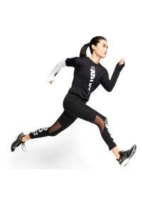 Legginsy damskie do biegania Nike 7/8 Icon Clash CJ1932. Materiał: elastan, skóra, materiał, poliester, nylon. Technologia: Dri-Fit (Nike). Sport: fitness