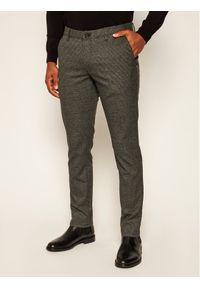 JOOP! Jeans - Joop! Jeans Spodnie materiałowe 15 Jjf-81maxton-W 30023744 Szary Regular Fit. Kolor: szary. Materiał: materiał