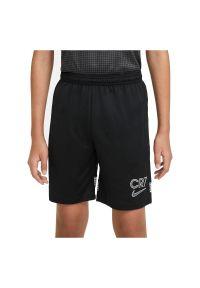 Spodenki dla dzieci piłkarskie Nike Dri-FIT CT2974. Materiał: tkanina, materiał, poliester. Technologia: Dri-Fit (Nike). Styl: klasyczny, młodzieżowy. Sport: piłka nożna