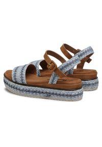 Refresh - Espadryle REFRESH - 72688 Jeans. Okazja: na co dzień, na spacer. Kolor: niebieski. Materiał: materiał. Sezon: lato. Styl: casual