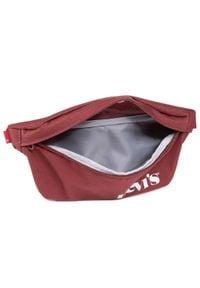 Levi's® Saszetka nerka 38005-0230 Bordowy. Kolor: czerwony