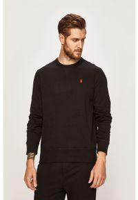 Czarna bluza nierozpinana Polo Ralph Lauren polo