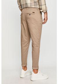 Beżowe spodnie PRODUKT by Jack & Jones