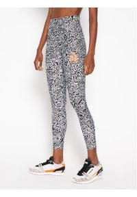 Puma Legginsy MR DOODLE 598832 Czarny Slim Fit. Kolor: czarny #1