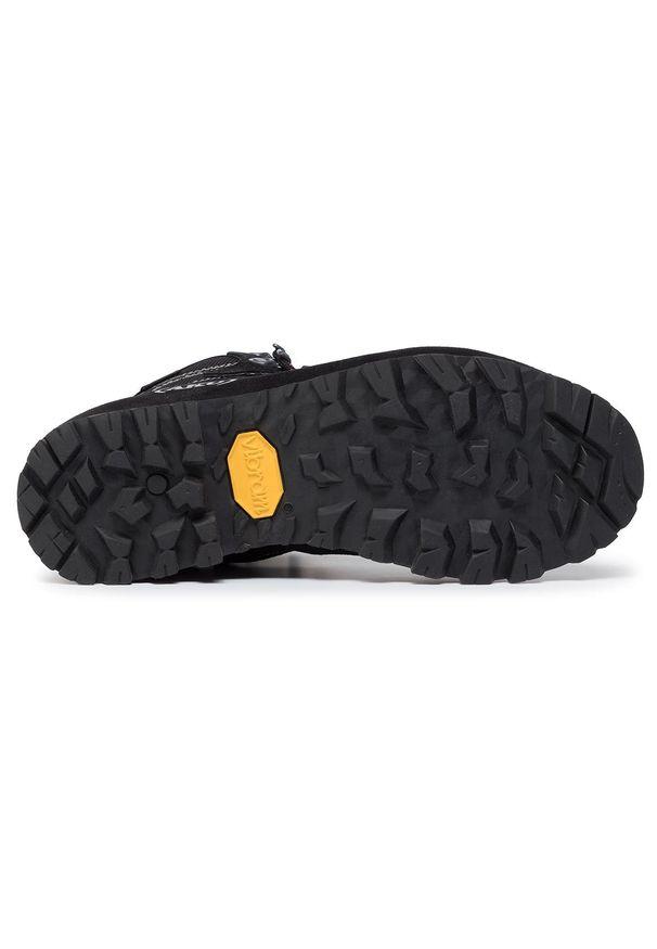 Czarne buty trekkingowe Aku Gore-Tex, trekkingowe, z cholewką
