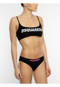 Czarne figi Dsquared2 Underwear