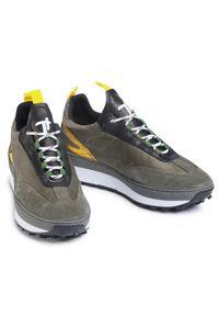 Togoshi Sneakersy TG-27-05-000279 Zielony. Kolor: zielony