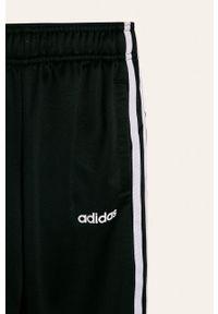Czarne spodnie dresowe Adidas #3