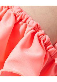 MISSION SWIM - Różowy top od bikini Loren. Kolor: fioletowy, różowy, wielokolorowy. Materiał: tkanina
