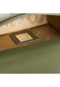Zielona torebka klasyczna Kazar elegancka