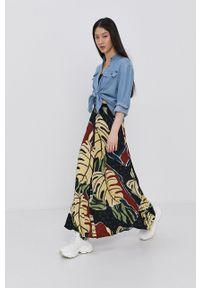 Superdry - Koszula jeansowa. Okazja: na co dzień. Kolor: niebieski. Materiał: jeans. Wzór: gładki. Styl: casual