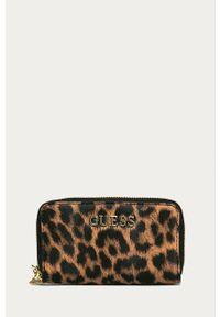 Brązowy portfel Guess