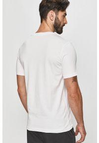 Biały t-shirt Scotch & Soda na co dzień, casualowy