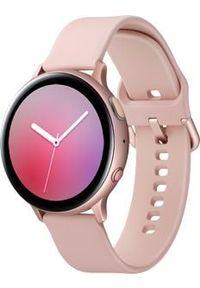 SAMSUNG - Smartwatch Samsung Galaxy Watch Active 2 Gold Alu 44mm (SM-R825FZDADBT). Rodzaj zegarka: smartwatch