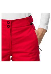 Spodnie damskie narciarskie Rossignol Ski RLIWP05. Materiał: włókno, syntetyk, nylon, materiał, poliester, tkanina. Technologia: Thinsulate. Sport: narciarstwo