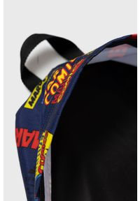 Eastpak - Plecak x Marvel. Kolor: niebieski. Wzór: motyw z bajki