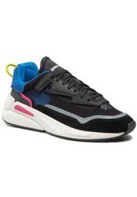 Diesel Sneakersy S-Serendipity Sm Y02640 P4011 H8522 Czarny. Kolor: czarny